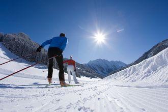 Im Zillertal stehen zahlreiche Loipen für alle Langlauf-Enthusiasten zur Verfügung.