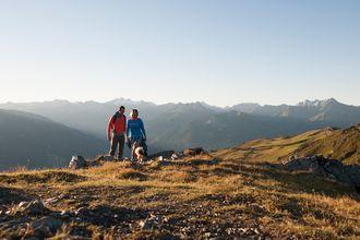 Im Zillertal stehen unzählige Wander- und Bergtouren zum Erkunden zur Verfügung.