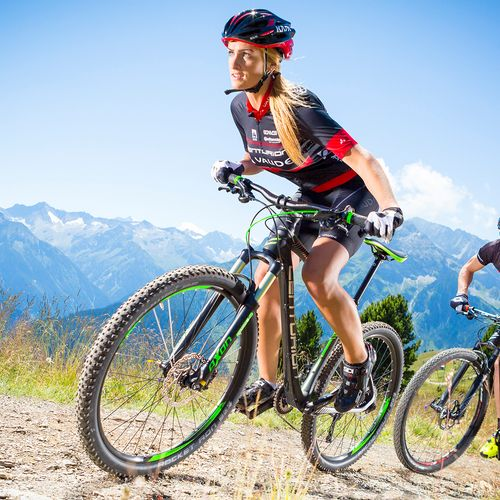 Biketouren - von leicht bis anspruchsvoll ist im Zillertal alles dabei