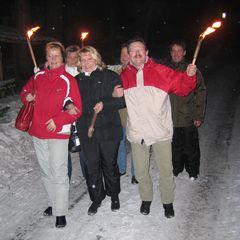 Bei unserem Snow & More Ferienprogramm kommt garantiert keine Langeweile auf.