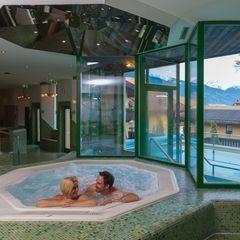 Das Relax Badecenter im Hotel Pachmair