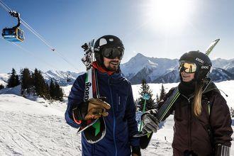Genussvolles Skifahren auf 535 Pistenkilometern im Tiroler Zillertal.
