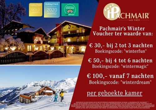 Pachmair's Wintervoucher
