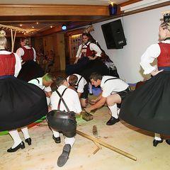 Der wöchentliche Tiroler Abend im Hotel Pachmair verspricht zünftige Stimmung.