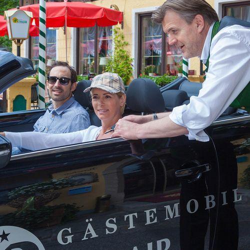 Perfekt für eine Ausfahrt im Zillertal: Der New VW Beetle Cabriolet