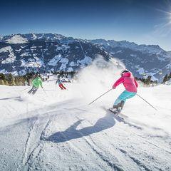 Skifahren in Hochzillertal, Kaltenbach