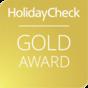 Musikhotel Pachmair - HolidayCheck Gold Award